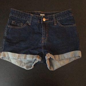 Urban Outfitters BDG Dark Wash denim shorts